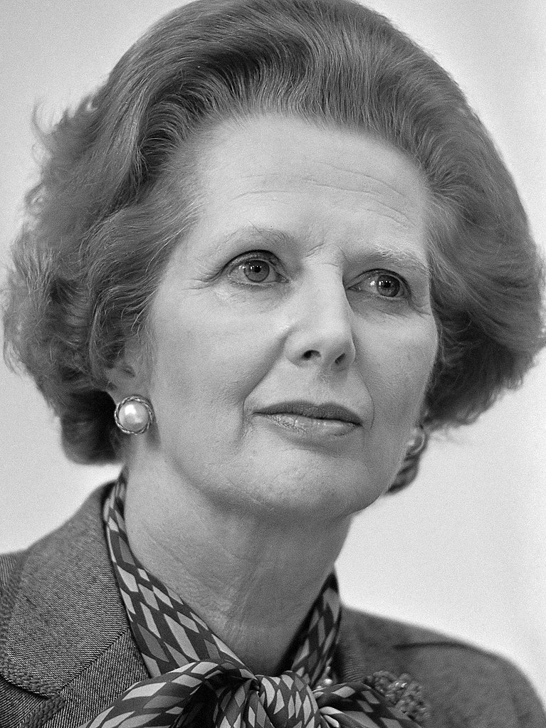 Premier Thatcher .*19 september 1983