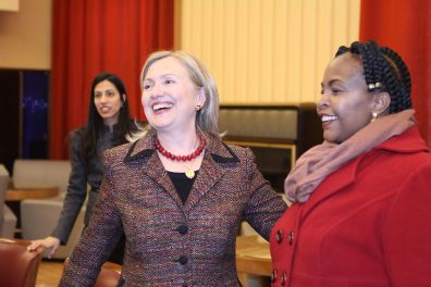 Secretary_Clinton_With_South_African_Foreign_Minister_Nkoane-Mashabane